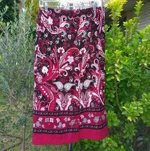 Christopher & Bank's Stretch Skirt Size 6P